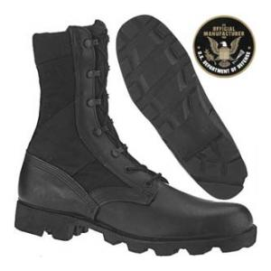 Altama Black Jungle Mil Spec Boot