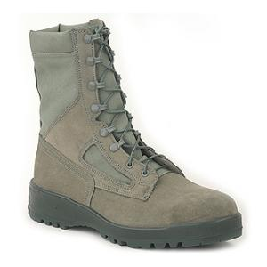 Altama Sage Green Temperate Safety Toe Boot