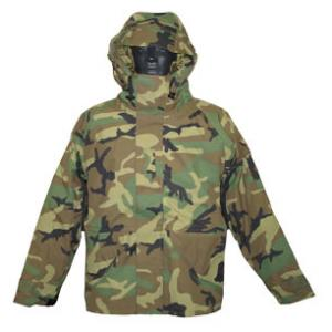H2O Proof Generation 1 ECWCS Parka (Woodland Camo)