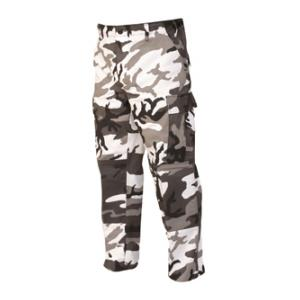 6 Pocket BDU Pants (Cotton/Poly Ripstop)(Urban Camo)