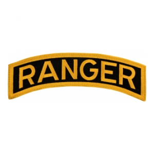 Ranger Tab (Back Patch)