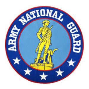 Army National Guard (Back Patch)