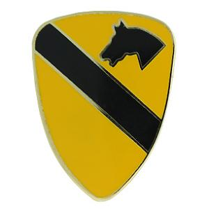 1st Cavalry Division Pin