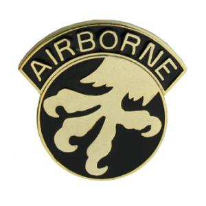 17th Airborne Division Pin