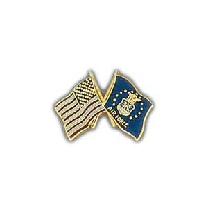 USA \ Air Force Flag Pin
