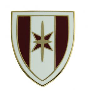 44th Medical Brigade Pin