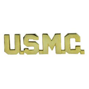 U.S.M.C. Letters Pin