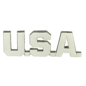 U.S.A. Letters Pin