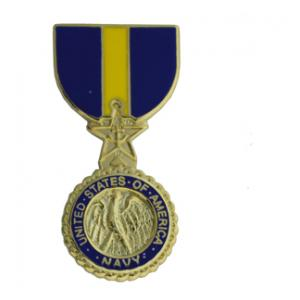 Navy Distinguished Service Medal (Hat Pin)