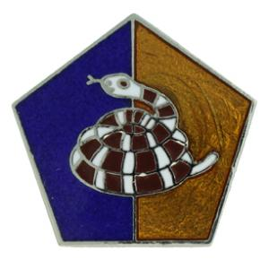 51st Division Pin