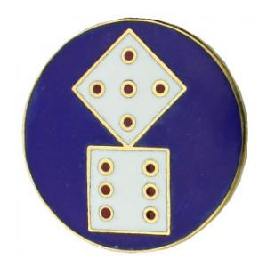 11th Corps Pin