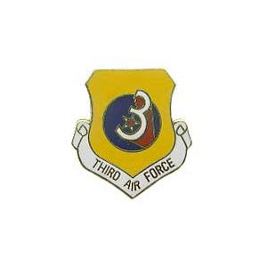 Third Air Force Pin