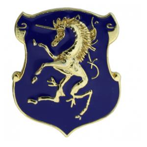 6th Cavalry Pin