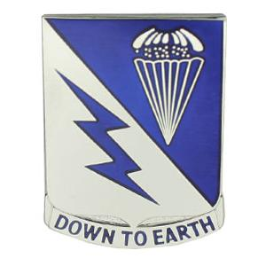 507th Airborne Infantry Pin