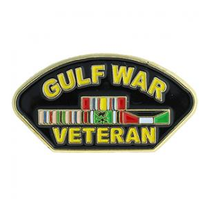Gulf War Veteran Pin