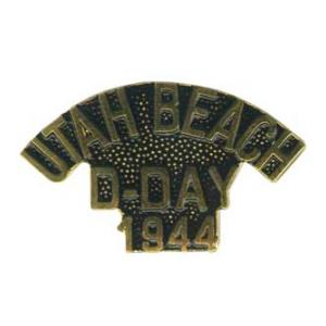 Utah Beach D-Day 1944 Pin