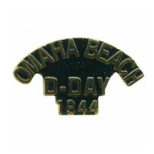 Omaha Beach D-Day 1944 Pin