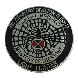 Army 7th Light Infantry Division
