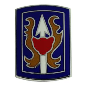 Army 199th Infantry Brigade Pin