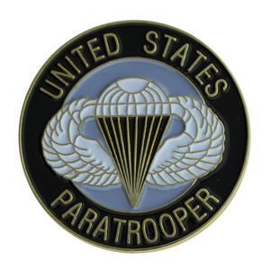 Army United States Paratrooper Pin
