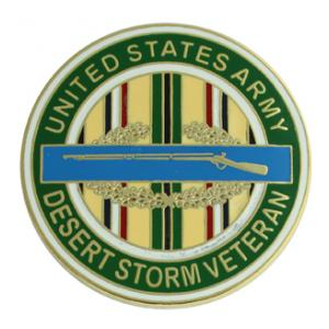 Operation Desert Storm Veteran Pin