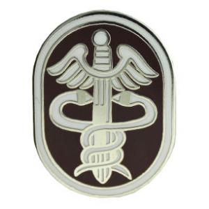 US Army Health Services Command Pin