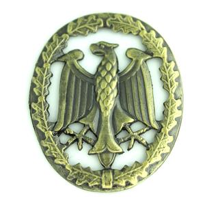 German Proficiency Badge, Bronze