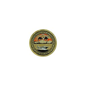 Operation Iraqi Freedom Veteran Coin