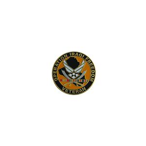 Air Force Operation Iraqi Freedom Veteran Challenge Coin