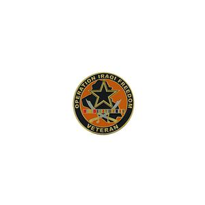Army Operation Iraqi Freedom Veteran Challenge Coin