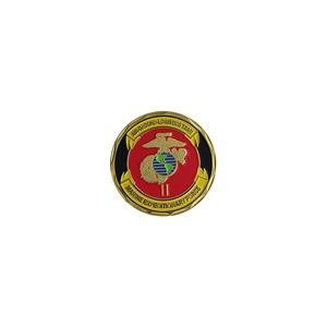 2nd Marine Expeditionary Force Challenge Coin