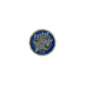 Air Force F-22 Raptor Challenge Coin