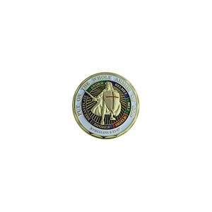 Marine Corps Armor of God Challenge Coin