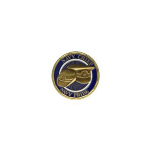 Navy Chief Challenge Coin