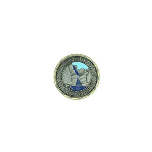 Serenity Prayer Challenge Coin