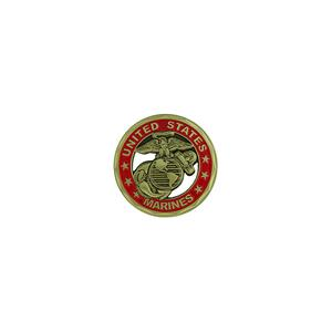 Marines EGA Cut-Out Challenge Coin