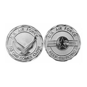 Air Force Keep 'Em Flying Challenge Coin