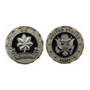 Army Lieutenant Colonel Challenge Coin