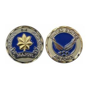 Air Force Major Challenge Coin
