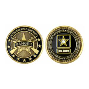 Army Ranger Challenge Coin