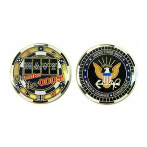 Us Navy Challenge Coins Flying Tigers Surplus