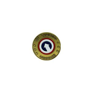 1st Logistics Command Challenge Coin
