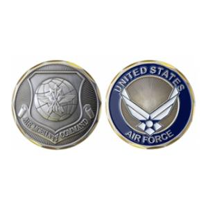 Air force Air Mobility Command Challenge Coin
