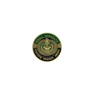 Army Drill Sergeant Challenge Coin