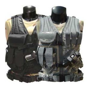 Cross Draw Style Tactical Vest