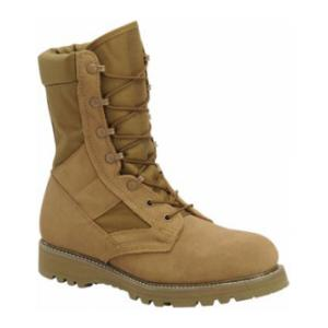 "8"" Corcoran Olive Fleshout Leather and Cordura Dual Vent Desert Combat Boot"
