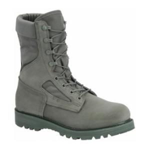 "10"" Women's Corcoran Sage Green Hot Weather Air Force Approved Boot"