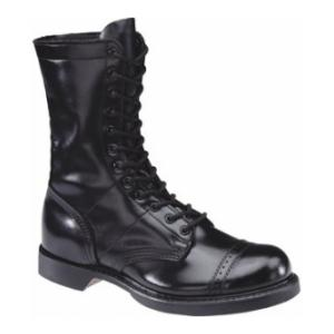 "10"" Corcoran Leather Jump Boot (Black)"