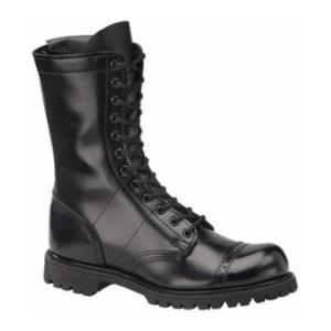 "10"" Corcoran Leather Side Zipper Boot (Black)"