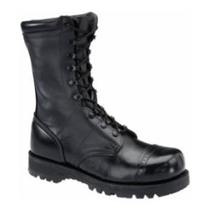 "10"" Corcoran Leather Steel Safety Toe Field Boot (Black)"
